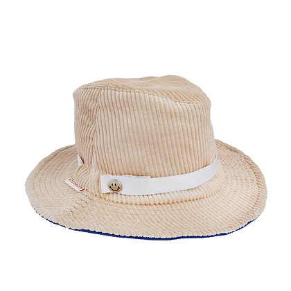 Reversible Fedora Hat