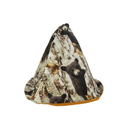 Bear cone hat