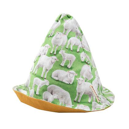 Sheep cone hat