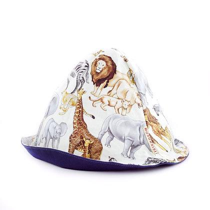 Safari pudding hat