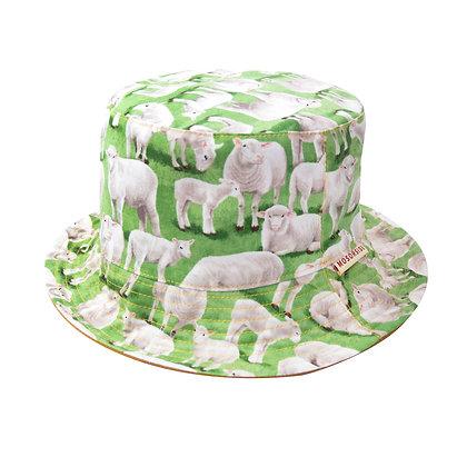 Sheep bucket hat