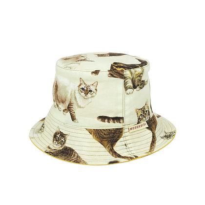 Kitty bucket hat