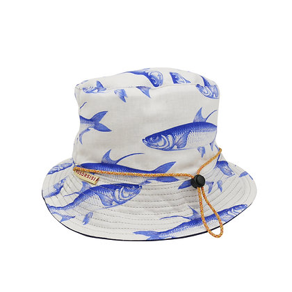 What kind of fish? bucket hat - 2