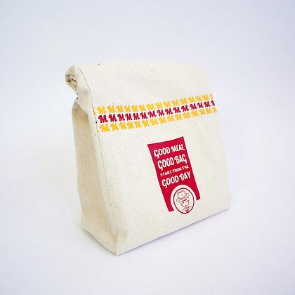 Mosorsisi Reversible Lunch bag