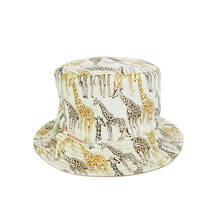 Giraffe bucket hat