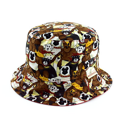 doggy bucket hat