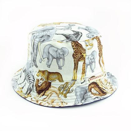 Safari bucket hat
