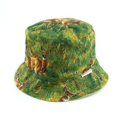 Deer bucket hat