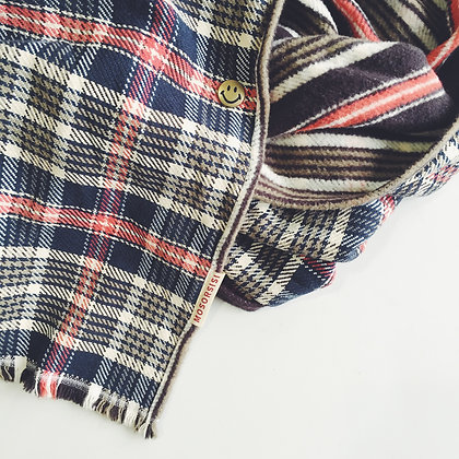 Mosorsisi flannel scarf