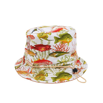 What kind of fish? bucket hat - 3