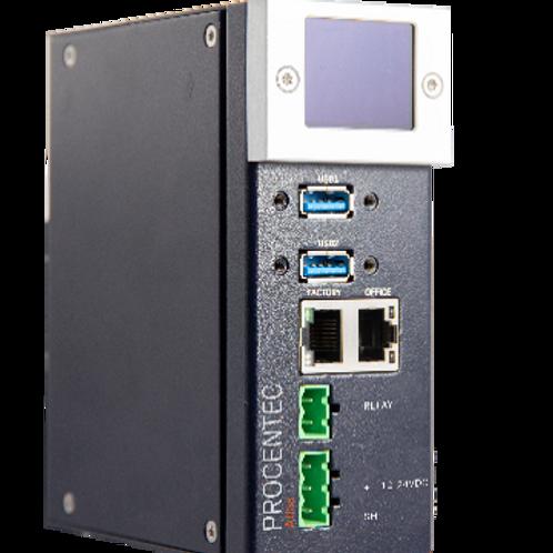 Atlas2 Plus OLED Display: Ethernet/IP Permanent Monitoring Kit 100
