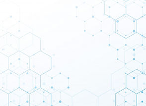 white-background-with-blue-tech-hexagon_