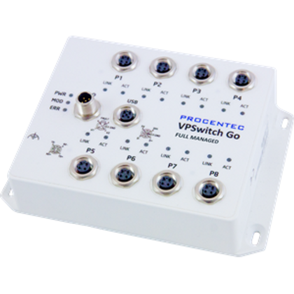 VPSwitch Go Unmanaged 8TX-M12