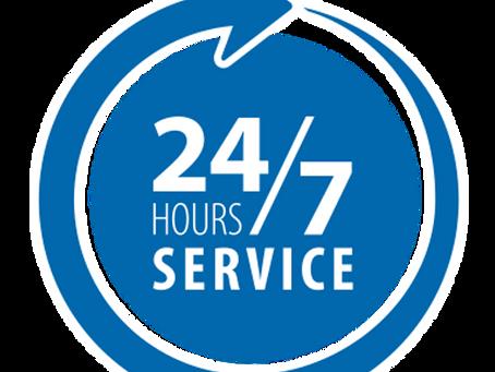 24/7 Support Calls