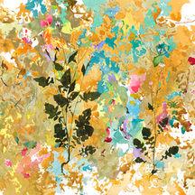 Wild  Radish watercolor