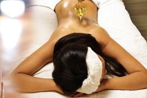 Ayurvedic Massage 60 mins