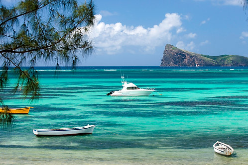 The Ocean Route ... cruising around the best beaches in Mauritius