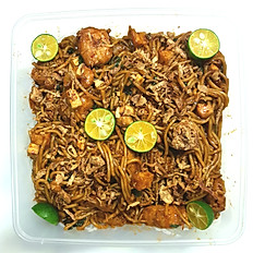 Old Fashioned Mamak Mee Goreng