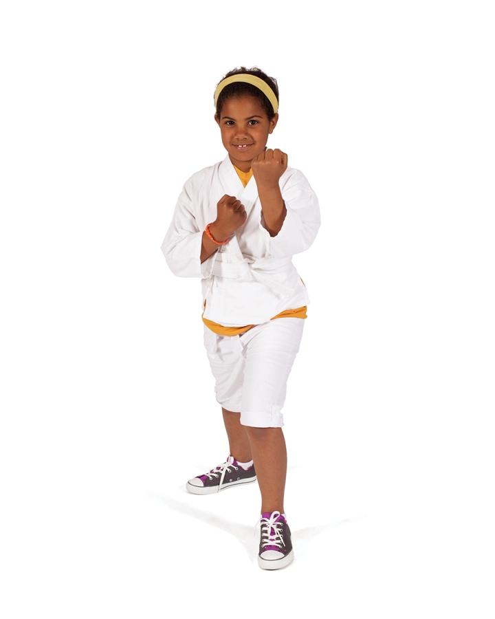 KarateGirl2