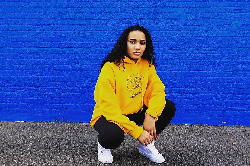 GOLD 1800MPLSMADE HOODIE