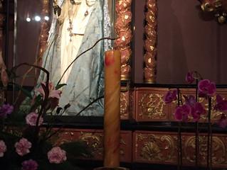 Zu Ehren des Heiligen Ambrosius und der Himmelskönigin!