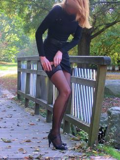 Jil Cologne im Herbst