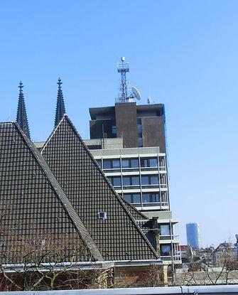 Stadtimkerei am Appellhofplatz Köln