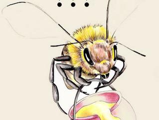 Jahresverbrauch der Bienen