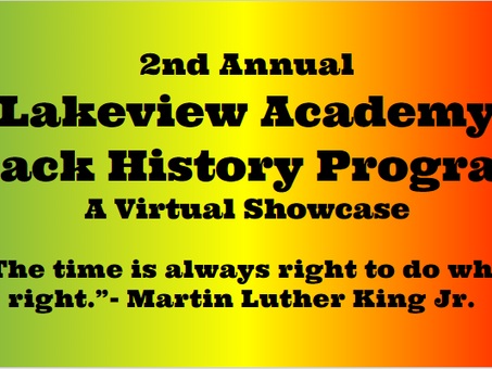 Black History Month at LVA