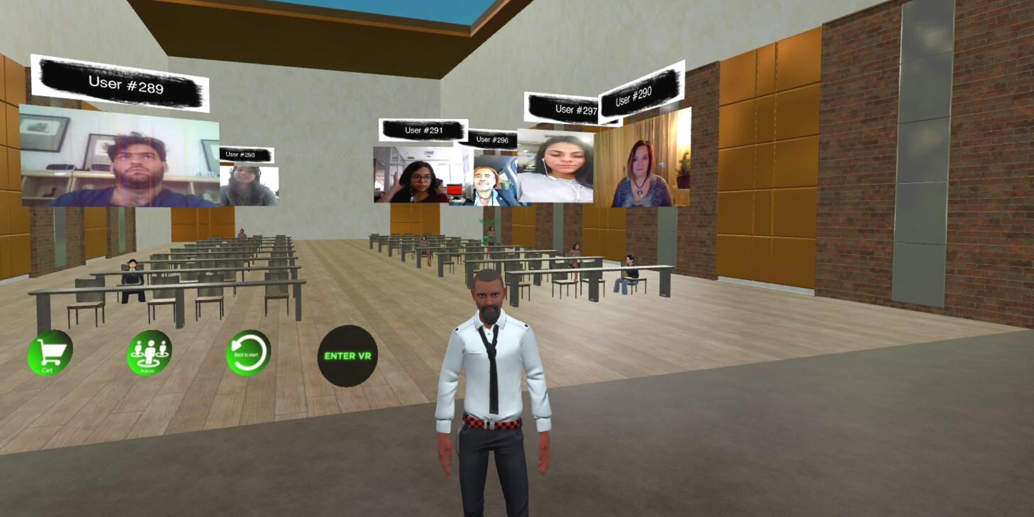 Meetups Room