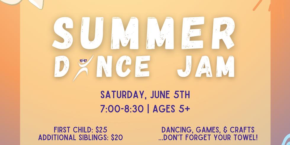 Summer Dance Jam