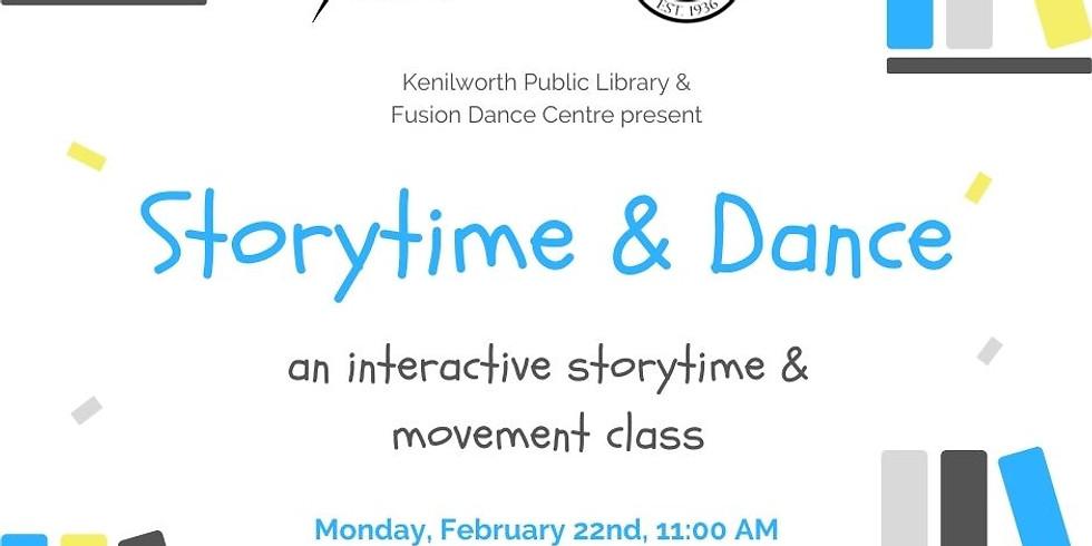 Virtual Storytime & Dance