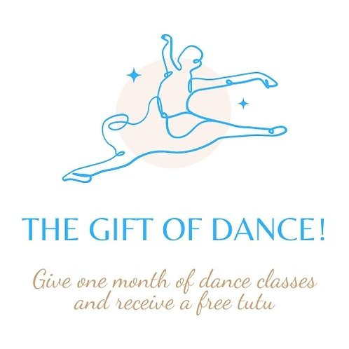 The Gift of Dance!