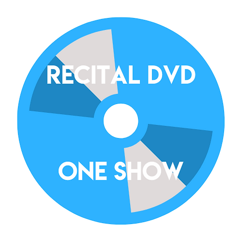 Recital DVD - One Show