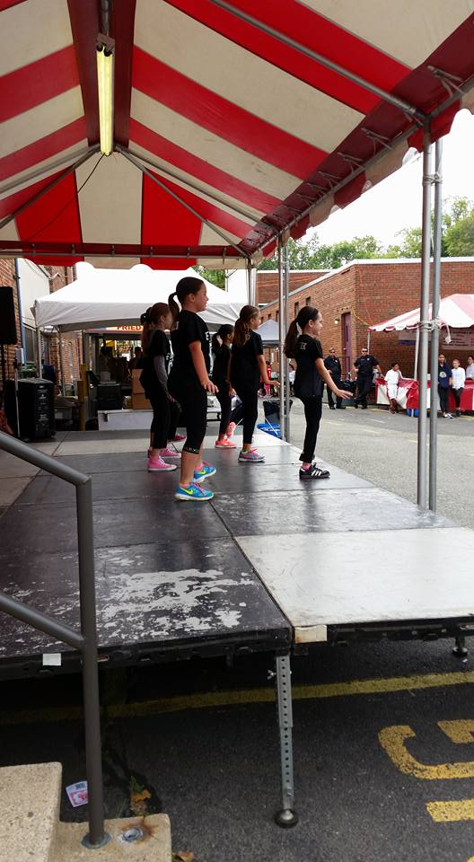 young dancers in Cranford