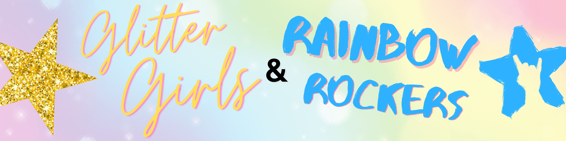 Glitter Girls & Rainbow Rockers