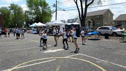 free fair dancing