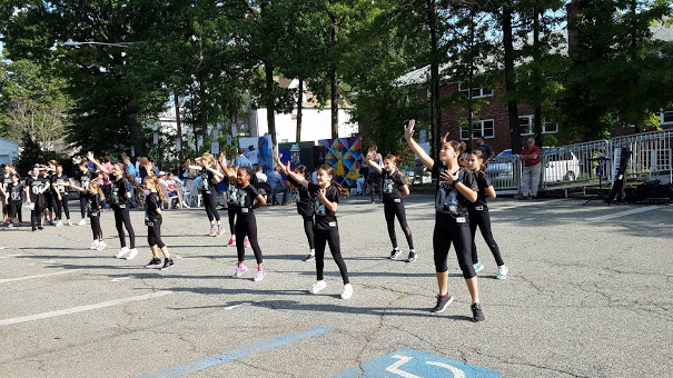 Roselle park dancers