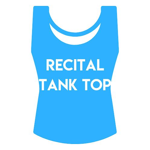 Recital Tank Top