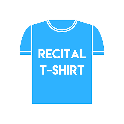 Recital T-shirt
