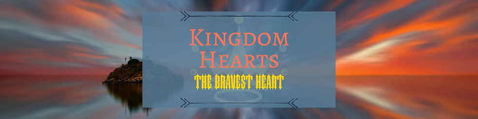 Kingdom Hearts - The Heart Of All Things