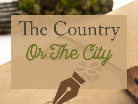 The Country Or The City