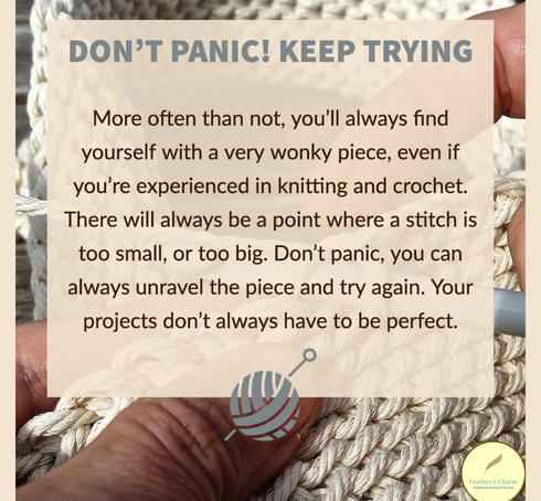 Don't Panic! Keep Trying
