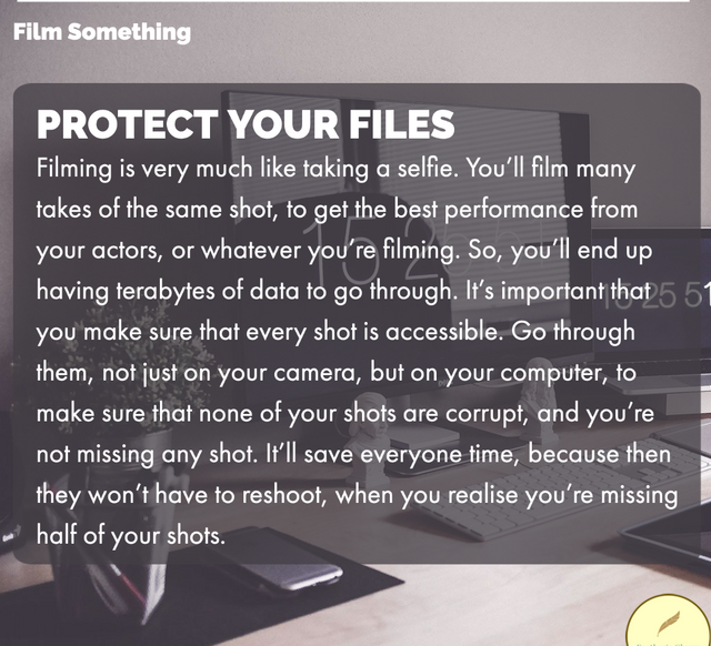 Protect Your Files