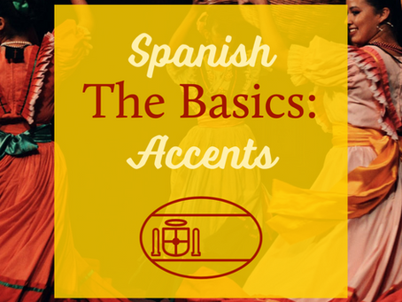 Spanish - The Basics: Accents