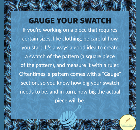 Gauge Your Swatches