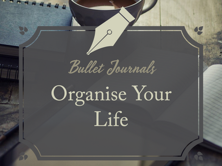 Bullet Journals - Organise Your Life