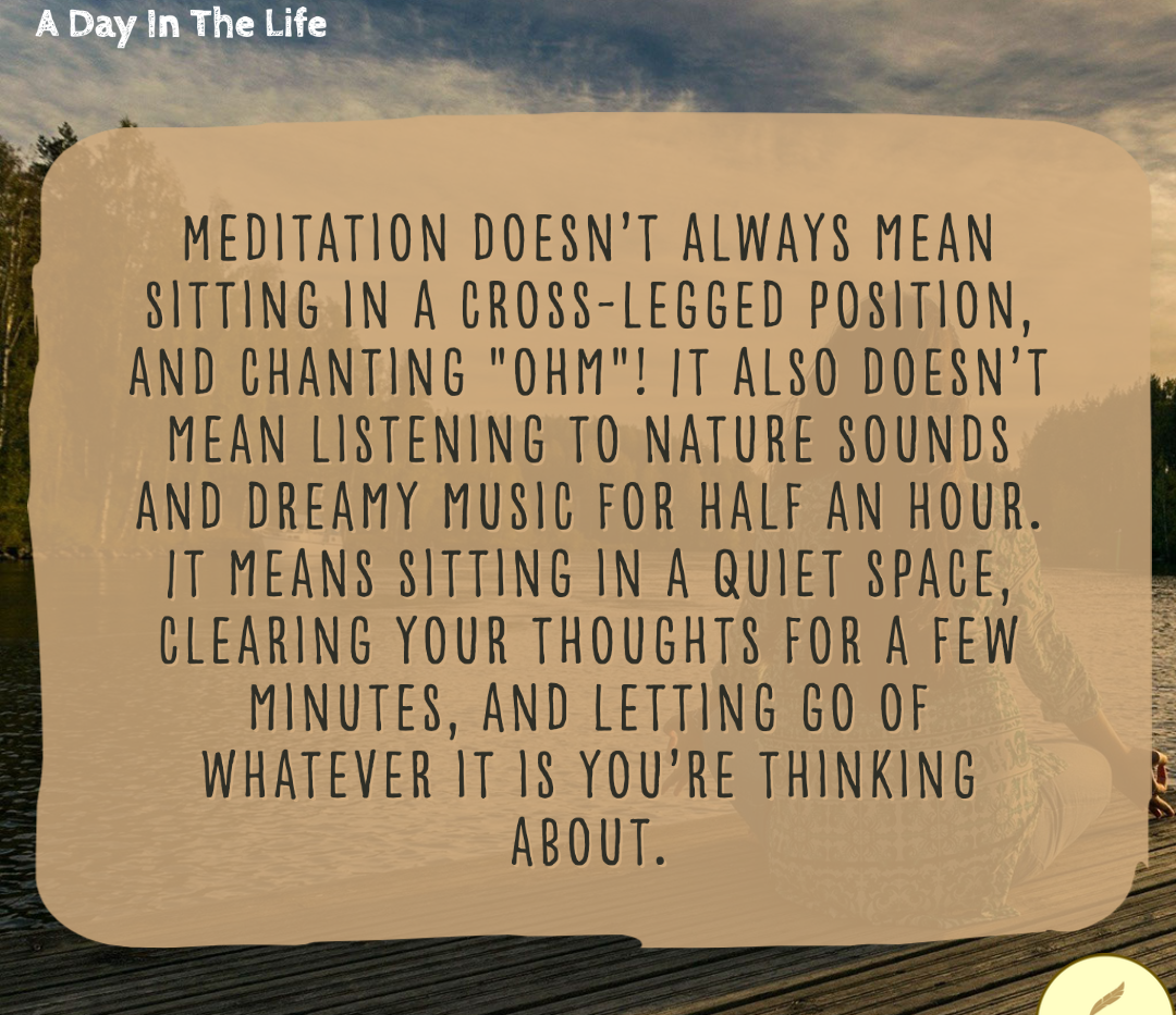 Just Clear Your Mind