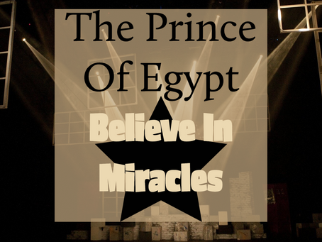 The Prince Of Egypt - Believe In Miracles