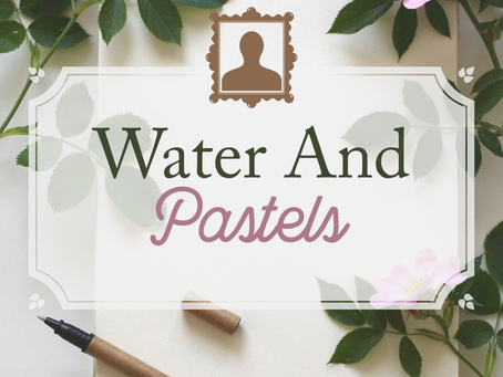 Water And Pastels